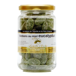 Bonbons au miel - eucalyptus