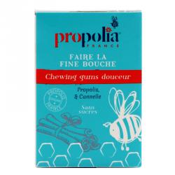 Chewing gum propolis & canelle - Propolia
