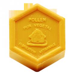 Savon au pollen