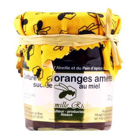 Confiture extra d'oranges amères