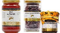 Vente en ligne de miel