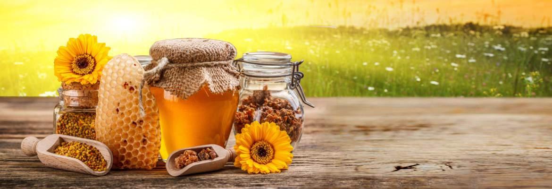 Famille Riche produits de la ruche